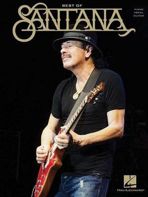 Best of Santana Pvg Bk (Paperback)