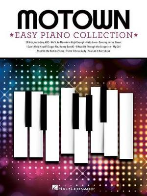 Motown: Easy Piano Collection (Paperback)