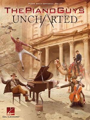 The Piano Guys: Uncharted (Paperback)