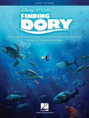 Finding Dory: Easy Piano (Paperback)