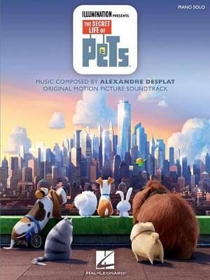 The Secret Life Of Pets (Piano Solo) (Paperback)