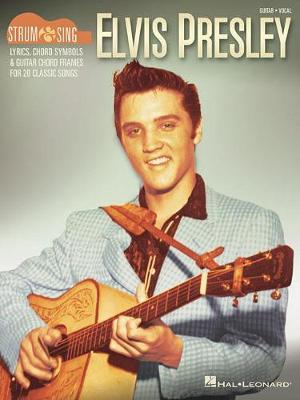 Elvis Presley Strum & Sing Guitar (Paperback)