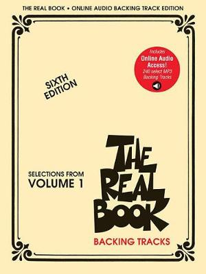 The Real Book: Selections From Volume 1 - Play-Along Audio Tracks (Paperback)