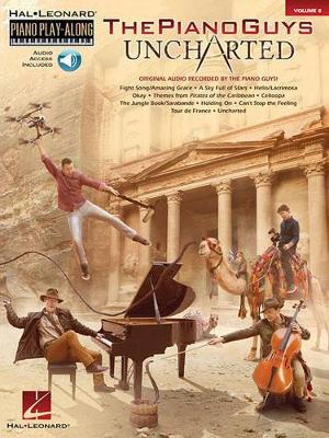 Piano Play-Along Volume 8: The Piano Guys - Uncharted (Book/Online Audio) (Paperback)