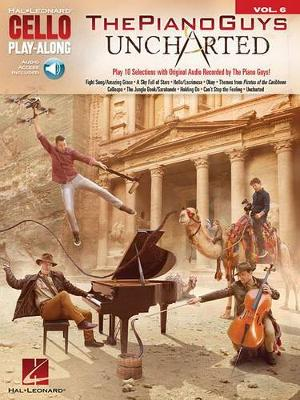 Cello Play-Along Volume 6: The Piano Guys Uncharted (Book/Online Audio) (Paperback)