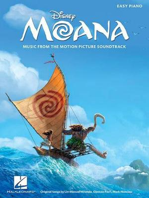 Moana: Music From The Motion Picture Soundtrack For Ukulele (Paperback)