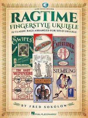 Ragtime Fingerstyle Ukulele (Book/Online Audio) (Paperback)