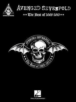 Avenged Sevenfold: The Best Of 2005-2013 (Paperback)