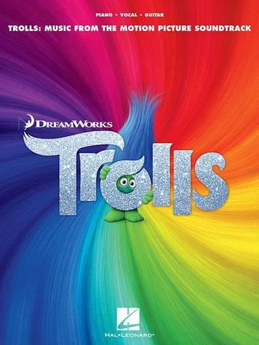Trolls: Music From The Motion Picture Soundtrack (PVG) (Paperback)