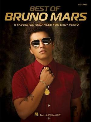 Best Of Bruno Mars (Paperback)
