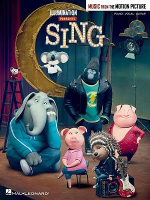 Sing - Music From The Motion Picture (PVG Book) (Paperback)