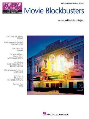 Movie Blockbusters: 8 Great Arrangements For Intermediate Piano Solo (Paperback)
