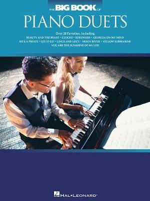 The Big Book Of Piano Duets: Intermediate Level (Paperback)
