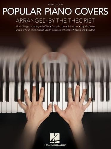 Popular Piano Covers Arranged By The Theorist (Paperback)
