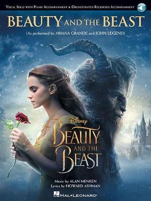 Beauty & The Beast Vocal Solo With Piano Accompaniment (Paperback)