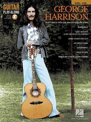 Guitar Play-Along Volume 142: George Harrison (Book/Online Audio) (Paperback)