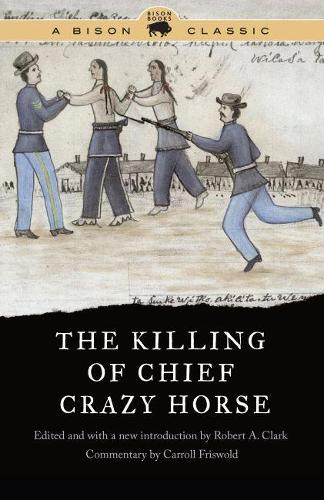 The Killing of Chief Crazy Horse (Paperback)