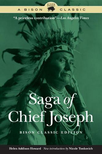 Saga of Chief Joseph (Paperback)