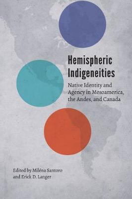 Hemispheric Indigeneities: Native Identity and Agency in Mesoamerica, the Andes, and Canada (Hardback)