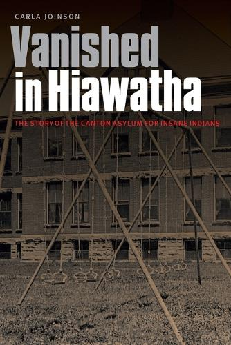 Vanished in Hiawatha: The Story of the Canton Asylum for Insane Indians (Paperback)