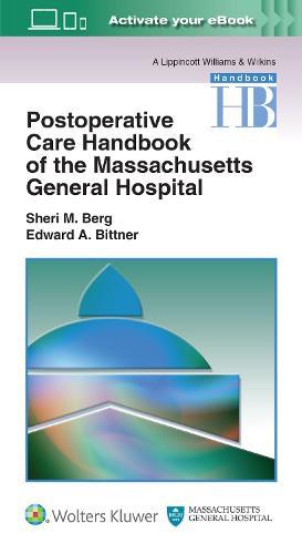 Postoperative Care Handbook of the Massachusetts General Hospital (Paperback)