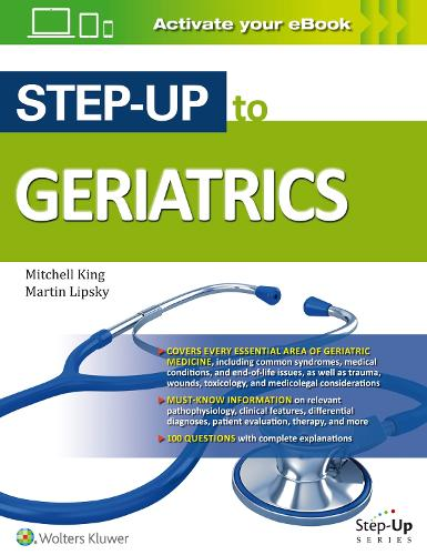Step-Up to Geriatrics - Step-Up Series (Paperback)