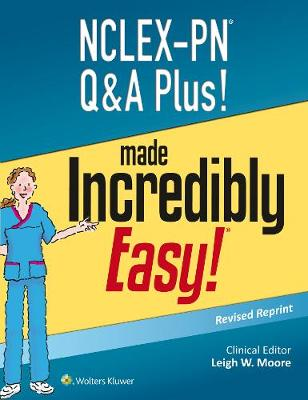 NCLEX-PN Q&A Plus! - Incredibly Easy! Series (R) (Paperback)