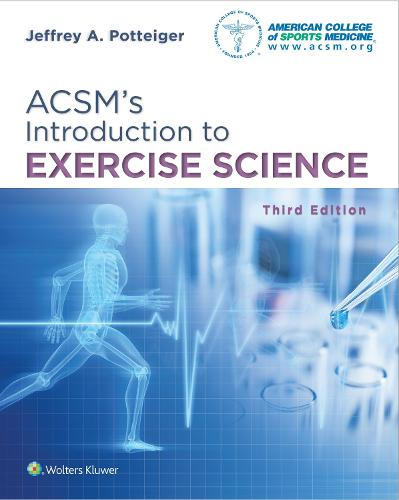 ACSM's Introduction to Exercise Science (Paperback)