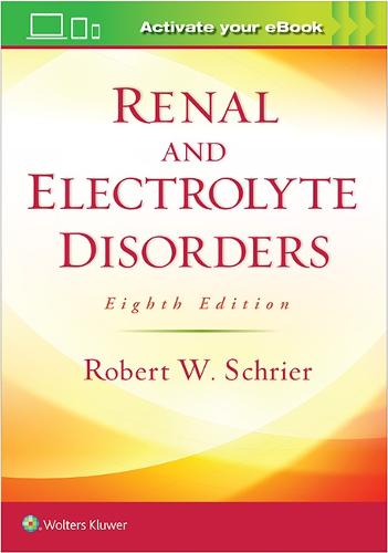 Renal and Electrolyte Disorders (Paperback)