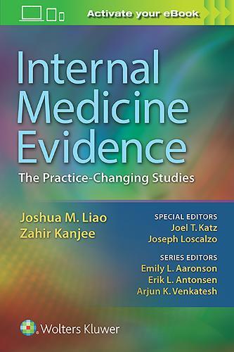 Internal Medicine Evidence (Paperback)