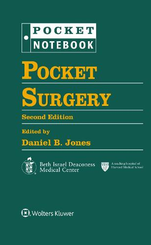 Pocket Surgery - Pocket Notebook Series (Spiral bound)