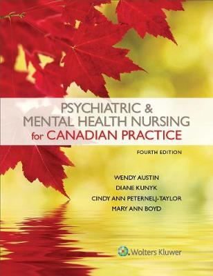 Psychiatric & Mental Health Nursing for Canadian Practice (Hardback)