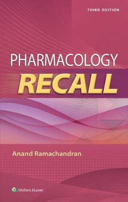 Pharmacology Recall (Paperback)