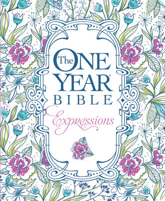 NLT One Year Bible Expressions, The (Paperback)