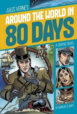 Around the World in 80 Days (Paperback)