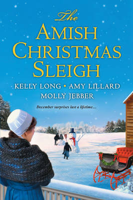 The Amish Christmas Sleigh (Paperback)