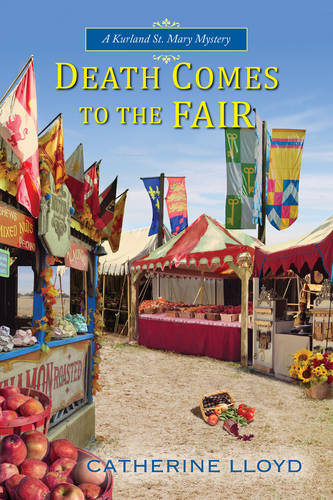 Death Comes To The Fair (Paperback)