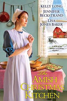 The Amish Christmas Kitchen (Paperback)