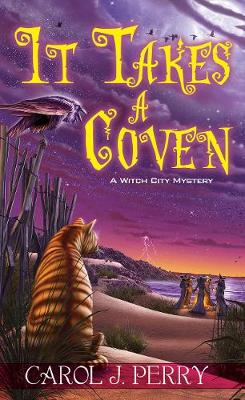 It Takes a Coven - A Witch City Mystery (Paperback)