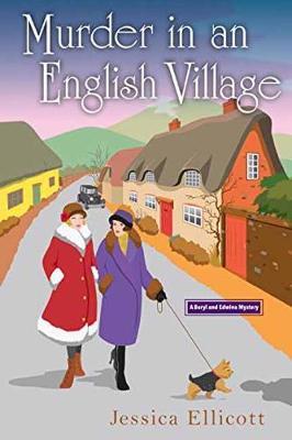 Murder In An English Village (Hardback)