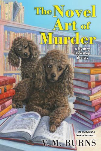 The Novel Art of Murder - Mystery Bookshop (Paperback)