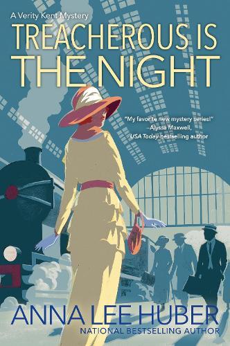 Treacherous Is the Night - A Verity Kent Mystery (Paperback)