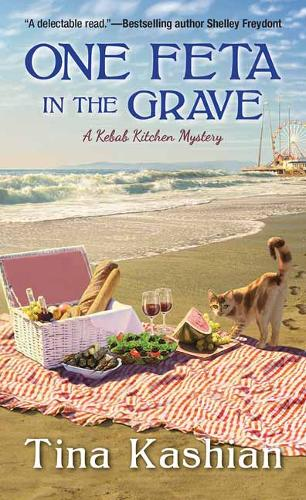 One Feta in the Grave - A Kebab Kitchen Mystery (Paperback)