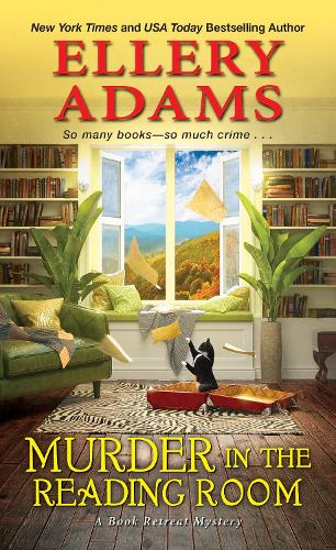 Murder in the Reading Room - A Book Retreat Mystery (Paperback)