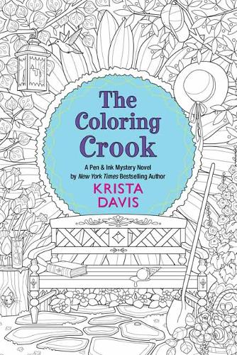 The Coloring Crook - Pen and Ink (Paperback)