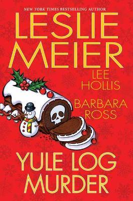 Yule Log Murder (Hardback)