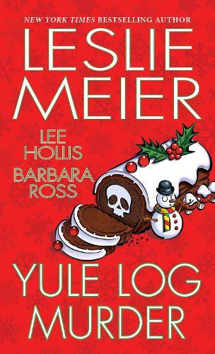 Yule Log Murder (Paperback)