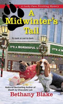 A Midwinter's Tail - Lucky Paws Petsitting Mystery (Paperback)