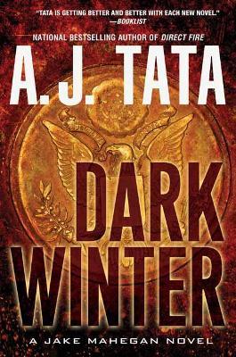 Dark Winter - A Jake Mahegan Thriller (Hardback)