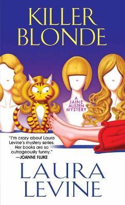 Killer Blonde - A Jaine Austen Mystery (Paperback)
